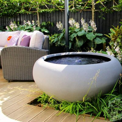 Poppy Bowl Water Feature